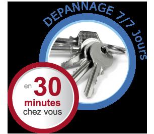 depannage 30 minutes 7/7
